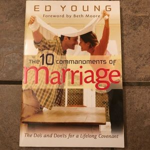 SALE 7/$20 book about marriage